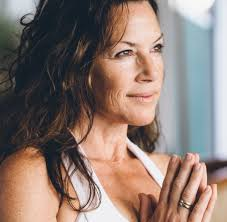 Tina Porter, Denver based yoga teacher.