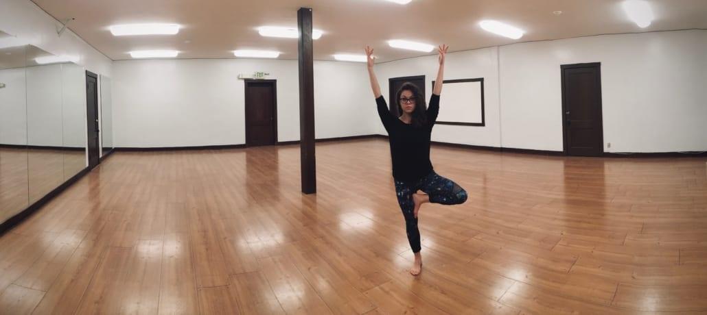 axis yoga training location